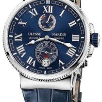 Ulysse Nardin Marine Chronometer Manufacture 1183-126/43