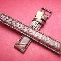 Louisiana Krokodil-Leder-Armband 18mm im Verlauf auf 16mm...