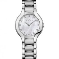 Ebel Beluga Steel Case, Mother Of Pearl Dial with Diamonds
