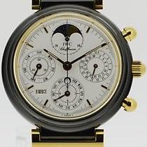 萬國 (IWC) Da Vinci Chronograph Perpetual Keramik -ungetragen-