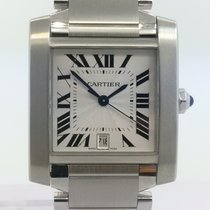 Cartier Tank Francaise Ref W51002Q3 Box / Papers
