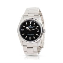 Rolex Explorer Stainless Steel Automatic Chronometer Watch 114270