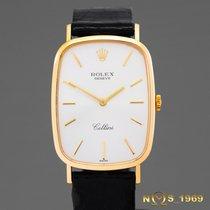 Rolex Cellini 18K Gold 4113 Men's Rolex BOX 1990 Year
