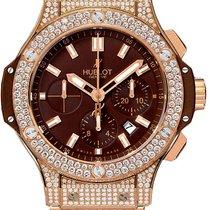 Hublot Big Bang Cappuccino Diamonds 301.PC.3180.PC.2704