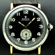 Rolex Bubbleback Vintage Stainless Steel, ref.4198 from forties