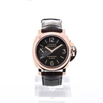 Panerai Luminor Marina 8 Days Pink Gold