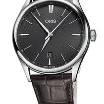 Oris Atelier Date | Schwarz