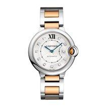 Cartier Ballon Bleu Automatic Ladies Watch Ref WE902031