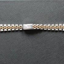 Rolex 13 mm Rolex bracelet band in gold/steel