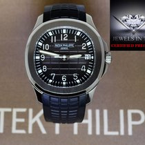 Patek Philippe Jumbo Aquanaut 5167 Steel Rubber Mens Watch...