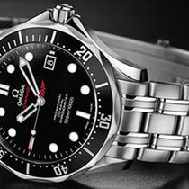 Omega Seamaster limited edition James Bond 10006/10007