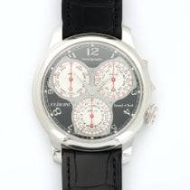 F.P.Journe Platinum Centigraphe Black Label Chronograph