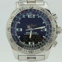 Breitling B-1 Chronograph Chronometer Quartz Steel A78362