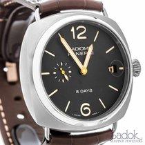 Panerai Radiomir 8 Days Titanio PAM00346 45mm Watch Titanium...