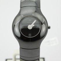 Rado Xeramo High Tech Ceramic Quartz Watch In Black 160.0453.3