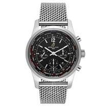 Breitling Men's Transocean Unitime Pilot Watch