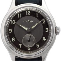 Lemania Mans Wristwatch