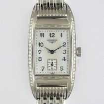 Longines BELLE ARTI DIAMOND, box+papers