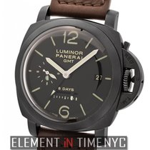 Panerai Luminor Collection Luminor 1950 8 Days GMT 44mm PVD J...