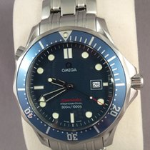 Omega Seamaster Professional 300m/1000ft JAMES BOND Red Quartz