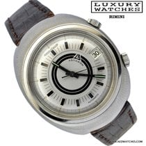 Jaeger-LeCoultre Memovox GT E 861 Jumbo Automatic Silver Dial...
