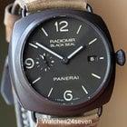 Panerai PAM 505 Radiomir Composite Black Seal 3 Day