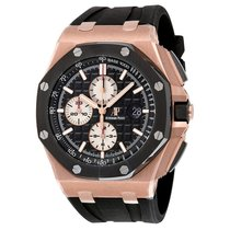 Audemars Piguet Royal Oak Offshore Rose Gold Ceramic 44mm
