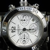 Cartier Pasha Chronograph 42