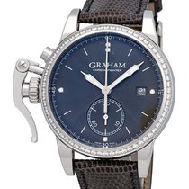 Graham Chronofighter 1695 Chronograph Unisex Watch – 2CXNS.A01A