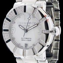 Chaumet Class One White & Black GM automatique diamants