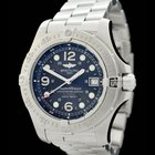 Breitling Superocean Steelfish - Ref.: A17390 - Box/Papiere -...