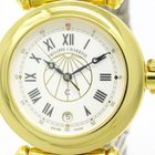 Charriol Columbus Gold Plated Steel Quartz Mens Watch (bf106296)