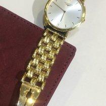 Longines Prestige 18k Mens del reloj de oro - L47106356