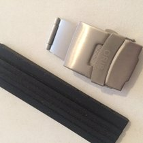 Oris F1 rubber ( one side ) + ss clasp
