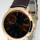 Piaget Altiplano 18k Rose Gold Mens Limited Mechanical Wind...