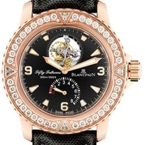 Blancpain Fifty Fathoms Tourbillon 8 Days 5025-9530-52a