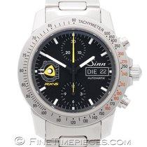 Sinn Autofahrerchronograph RX-8 Limitiert 303.024.RX8