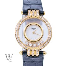 Chopard Happy Diamonds Factory  Set Mother of Pearl Dial