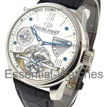 Greubel Forsey Double Tourbillon 30 Degrees - White Gold with...
