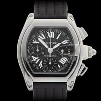 Cartier Roadster Stainless Steel Gents 2618