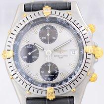 Breitling Chronomat Stahl/Gold Automatik Chronograph grey...