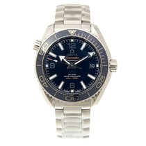 Omega Seamaster Stainless Steel Blue Automatic 215.30.40.20.03...