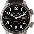 Zeno-Watch Basel OS Pilot Vibrations-Alarm