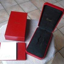 Cartier Große Uhrenbox Tank Divan