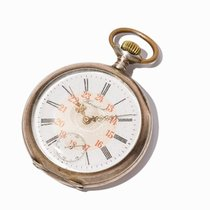 Cortebert Watch Co Pocket Watch