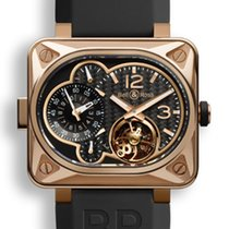 Bell & Ross BR Minuteur Tourbillon Gold