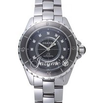 Chanel J12 Chromatic Titanium H3242 Automatic Diamonds 38mm...