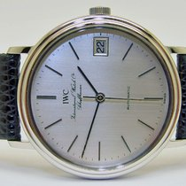 IWC Vintage Ref. 3205 - Ultra Thin Automatic Date - Box &...