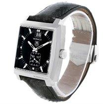 TAG Heuer Monaco Stainless Steel Diamond Unisex Watch Waw1310...