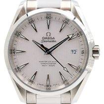 Omega Seamaster Aqua Terra 231.10.42.21.02.003 Silver Index...